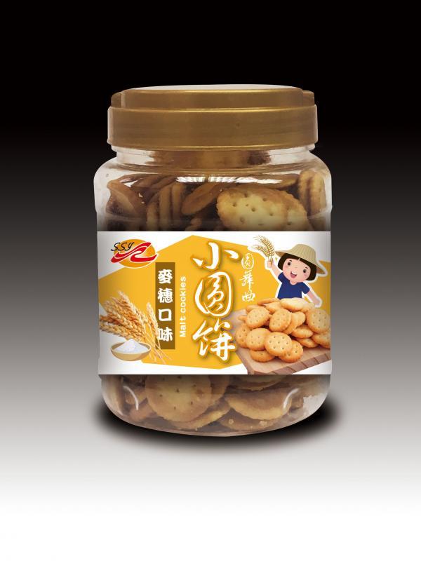 SSY鹽味小圓餅-麥穗